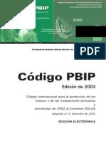 CODIGO PBIP(ISPS)