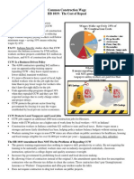 HB 1019 One Pager