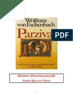 Von Eschenbach, Wolfram - Parzival