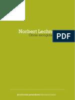 Lechner, obras escogidas
