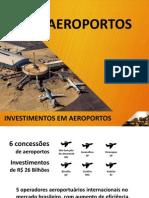 aeroportos - PIL 2015