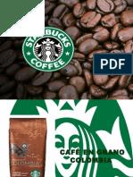 Plan de Marketing  Starbucks
