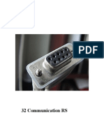 Communication of Rs 232 and PC to PC Connection