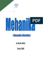 Mehanika - Dinamika