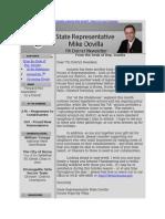 HD 7 November E-Newsletter