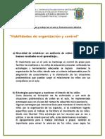 Ambiente de Orden y Trabajo en El Aula y Comunicacion Afectiva (1)