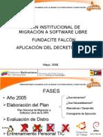 Ponencia Encuentro Nacional de Software Libre 2008