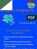 Global Warming- Wasim