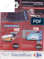 Catalog Carrefour pentru Black Friday 2015