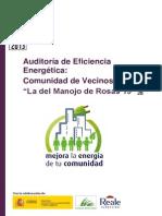 Auditoria Energetica_WWF-Comunidad Vecinos