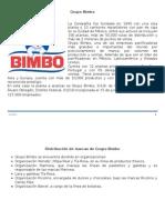 Cadena de Suministro de Pan Bimbo Blanco