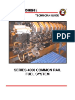 MBE 4000 Common Rail Fuel System Technician's Guide