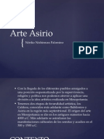 Arte Asirio PPT