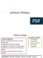 2-3 Diffusion Welding