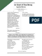 Appellants' Brief