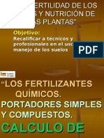 4.Fertilizantes Químicos