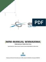 Tutorial Wxmaxima v2