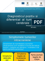 59 Diagnosticul Pozitiv Si Diferential Al Tumorilor Cerebrale