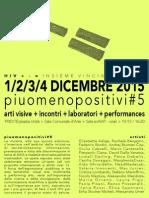 Hiv2015 Programma Trieste