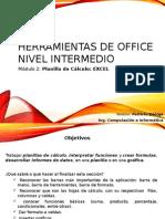 Herramientas Office(Excel)