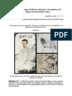 SHITAO, o Monge Abóbora Amarga e Sua Pintura Da Regra Da Pincelada Única