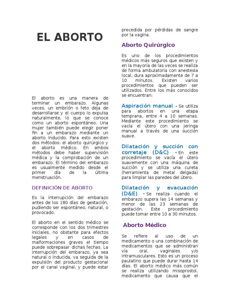 Magnífico Marco De Tiempo Aborto Involuntario Friso - Ideas ...
