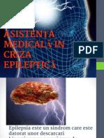 Asstenta Medicala in Criza Epileptica