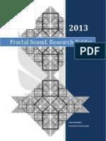 Fractal Sound - Research Folder