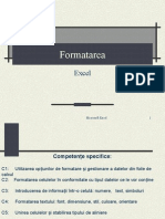 Format Are A