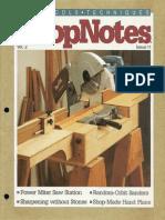 ShopNotes #11 - Power Miter Saw Station.pdf