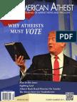 American Atheist Magazine (Fourth Quarter 2015)