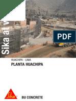 Sika at Work - Planta Huachipa