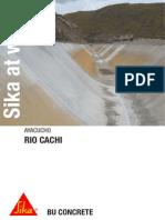 Sika at Work - Rio Cachi