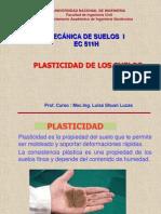 Plasticidad mecanica de suelos