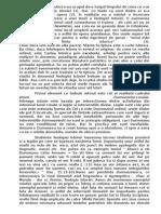 Teologia Istoriei - Formarea neamului românesc