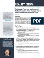 Entitlement Programs