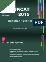 UKCAT Question Tutorial 2015