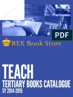 Catalogue Teach