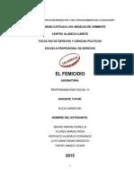 derecho_responsabilidad Social Iv_el Femicidio