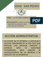 Accion Administrativa Elder 1o