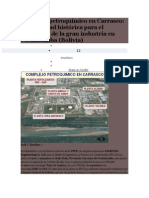 Complejo Petroquímico en Carrasco
