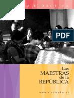 Unidad Didactical as Maestra s