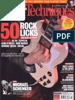 revista de tecnicas de guitarra en ingles