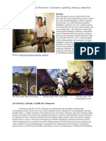 fantasy artist research alexis rockman 2015