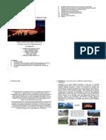 analisis de la ciudad de huaraz
