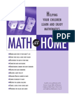 Math at Home English