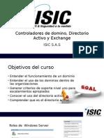 Principios de Active Directory y Exchange