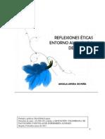 LIBRO REFLEXIONES ETICAS