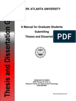 Thesis and Dissertation Guide1