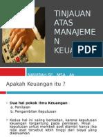 CH 1 Tinjauan Atas Manajemen Keuangan